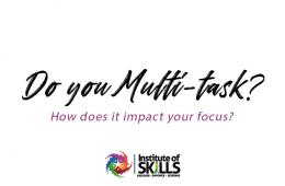 Do you Multi-task_