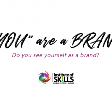 """""""YOU"""" are a BRAND"""